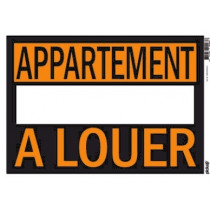 Affiches 25x35cm Pickup Appartement A Louer