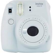 Instax Mini 9 Film Smokey Fuji White