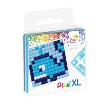 Pixelhobby XL Fun Pack Pixel Walvis