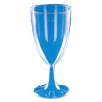 Wijnglas Transparante Voet Ava 175cc 4 Stuks