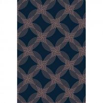 Inpakpapier 50mx50cm Stewo Donkerblauw Malek