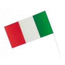 Vlagjes Papier 22x12x35cm Italië