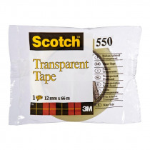 Tape 66m x 12mm Scotch Flowpack
