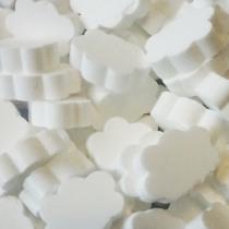 Suikersnoep Witte Wolkjes 850g