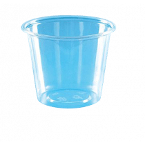 Portion Cup 70x60mm Transparant 125cc 50 Stuks