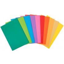 Inlegmap Exacompta Multicolor 80G A4 Papier 100Stuks