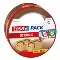 Tesa Packaging 66mx38mm Bruin Strong