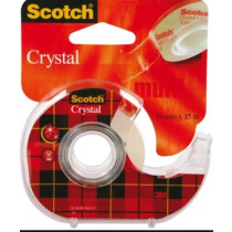 Tape 15m x 19mm Scotch Transparant