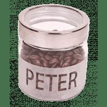 Bokaal Glas 12cm Peter
