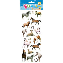 Fun Stickers Paarden En Pony'S