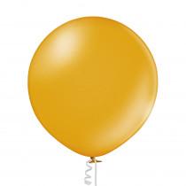 Ballon Metallic Uni 60cm Goud