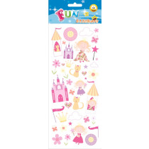 Fun Stickers Prinsessen