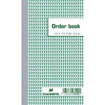 Orderbooks Ncr 175X105Mm Exacompta 3129 Tripli3X50 Gelijnd