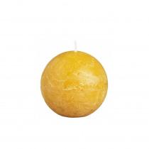 Bolsius Bolkaars Rustiek 6cm Geel 13 Branduren