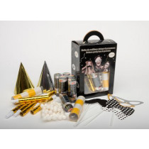 Party Box Luxe Goud & Zilver 6 Personen