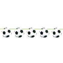 Vlaggenlijn Voetbal 10m
