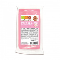 Scrap Cooking Roze 250G Suikerpasta - Glutenvrij