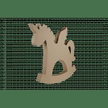 Eenhoorn 30cm Papier Maché