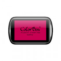 Inktkussen Colorbox Magenta 63x100mm
