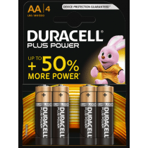 Duracell Plus Power AA/LR06 8 Stuks