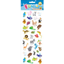 Fun Stickers Blinkende Dieren