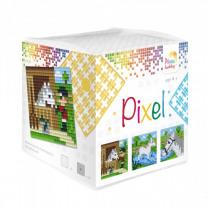 Pixelhobby Kubus Pixel Paardjes