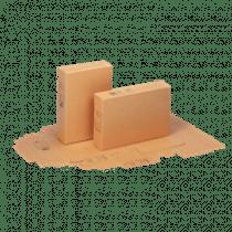 Archiefdoos Folio 80mm Karton Bruin
