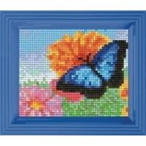 Pixelhobby Geschenkset Pixel Vlinder