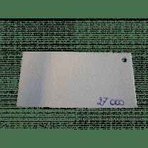 Naamkaartje 8X4Cm Gebroken Wit 50 Stuks