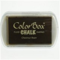 Inktkussen Colorbox Chalk Chestnut Roan 63x100mm