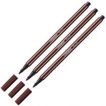 Stabilo Pen 68 Bruin