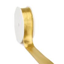 Lint Lahnband 25m x 15mm Goud