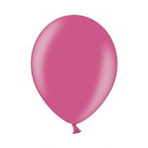 Ballon Metallic 30cm Fuchsia 50 Stuks