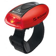 Sigma Micro achterlicht Achterlicht op batterij
