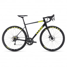 CUBE Race Attain Race Disc Heren