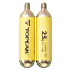Topeak Co2 patronen 25gr Pomponderdeel en accessoire