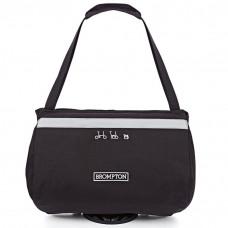 Brompton Basket Bag Black c/w frame en haak