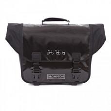 Brompton O Bag Ortlieb integral frame