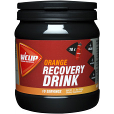 Wcup Recovery drink orange 500g Drank