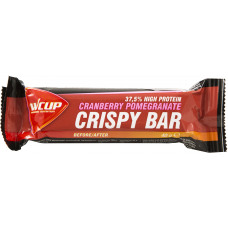 Wcup Crispy Bar Cranberry 40 g Reep