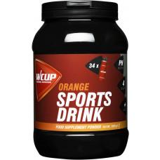 Wcup Sports drink, orange, 1020 g (17l)