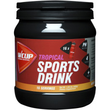 Wcup Sports drink, trop, 480 g (8l)