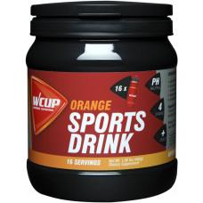 Wcup Sports drink, orange, 480 g (8l) Drank