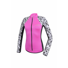 RH+ Camouflage Dames Thermo jersey
