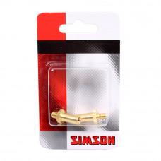 Simson verloopnippels frans ventiel