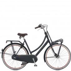 Cortina Lifestylefiets U4 Denim  - met gratis fietstas