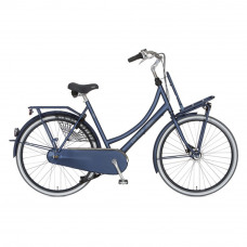 Cortina Lifestylefiets Roots transport Dames Lifestylefiets