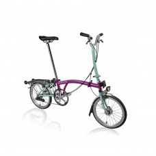 Brompton H-2-R-BC/TG-SP6-TYM-HSU-HDSHI-FCB Vouwfiets