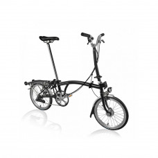 Brompton H-6-R-TG/TG-SP6-TYM-HSU-HDSHI-FCB Vouwfiets