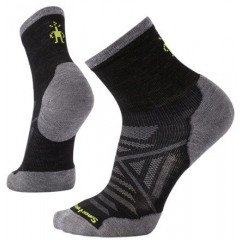 SMARTWOOL PhD Run Cold Weather Mid Crew M